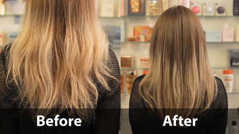 Olaplex 3 hair treatment Vauxhall